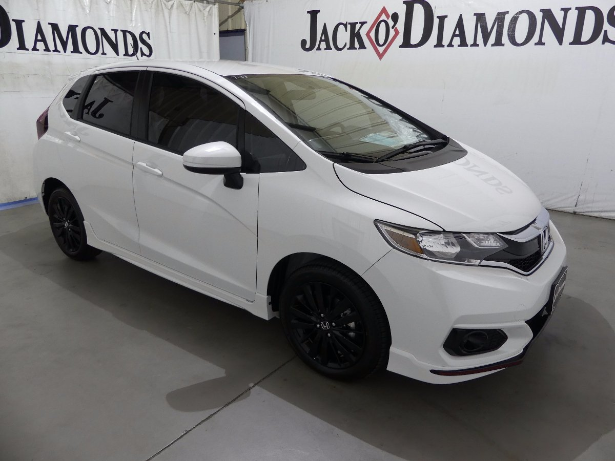 2018 honda fit sport. Beautiful Honda New 2018 Honda Fit Sport Throughout Honda Fit Sport O
